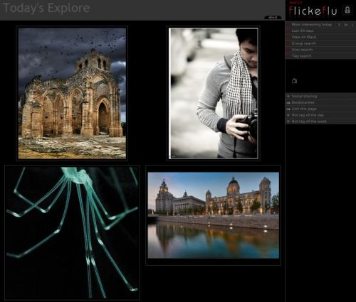 Flickeflu, discover best photos from Flickr daily