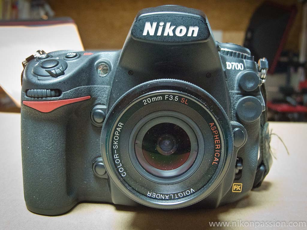 Test Voigtlander Color Skopar 20mm f/3.5 pour Nikon