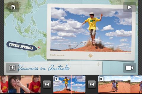 i-movie iphone app