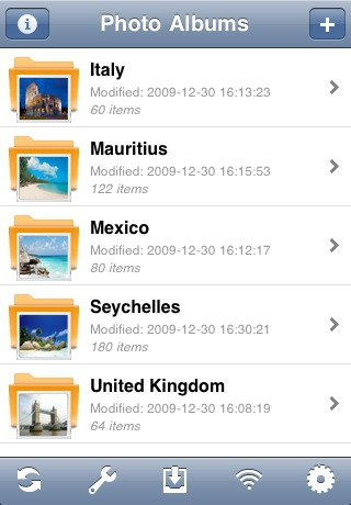 photo-sort iphone app