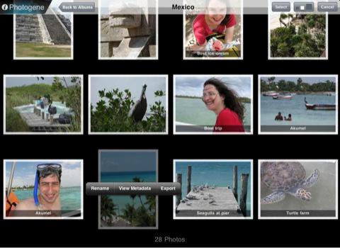 photogene app pour iphone