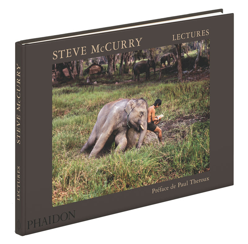 Steve McCurry, Lectures