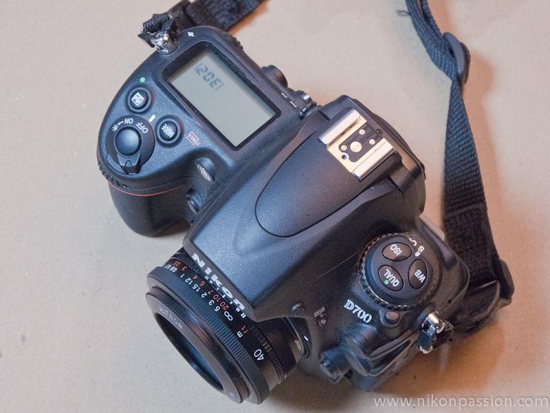 Test Voigtlander 40mm Ultron f/2.0