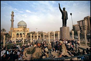 Iraq Baghdad Alexandra Boulat