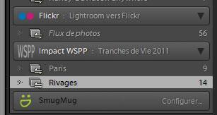 Plugin WSPP Impact pour Lightroom