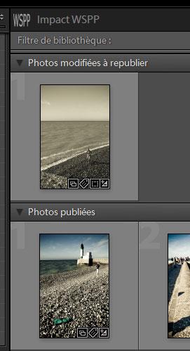 faire un site web photo avec lightroom