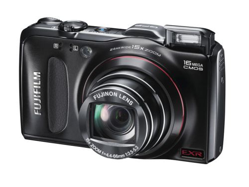 FinePix F550 EXR, le compact=