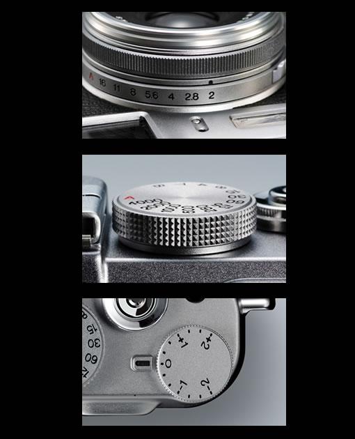fujifilm X100 detail