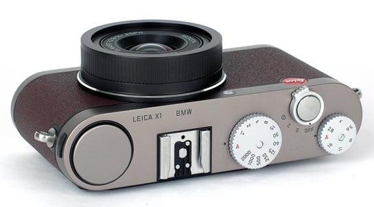 Leica X1 BMW Série spéciale