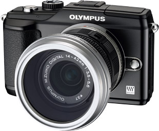 présentation Olympus E-PL2
