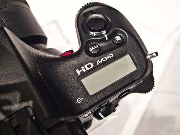 photos du successeur du Sony A700