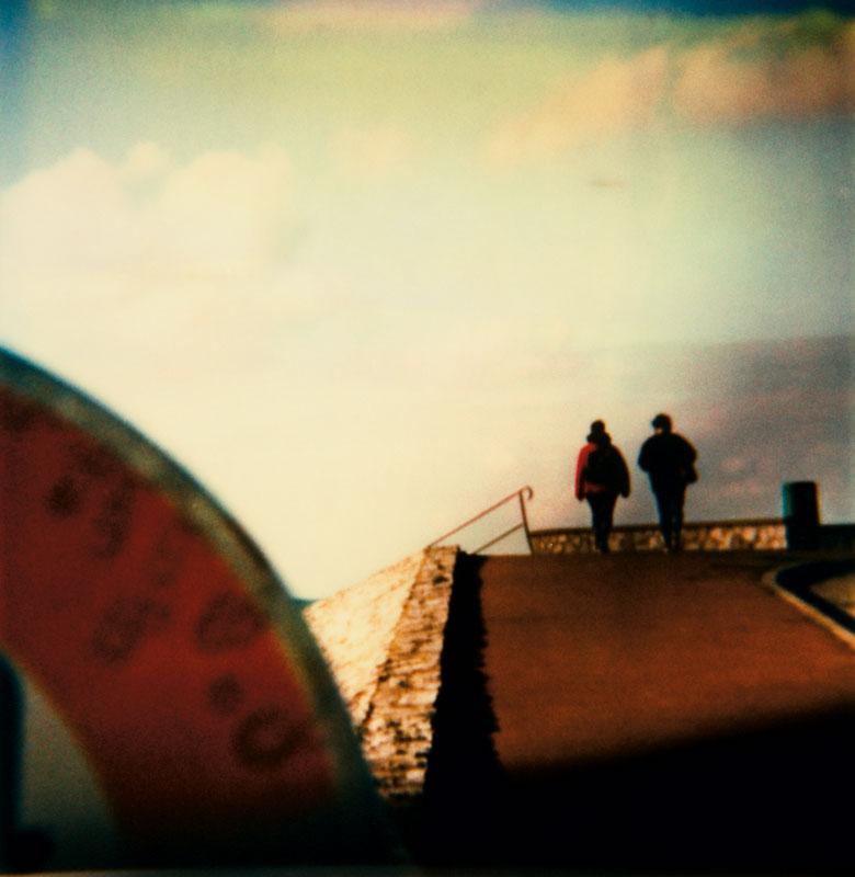 « Où commence le ciel ? #11 - 1995-1996 » - © Corinne Mercadier