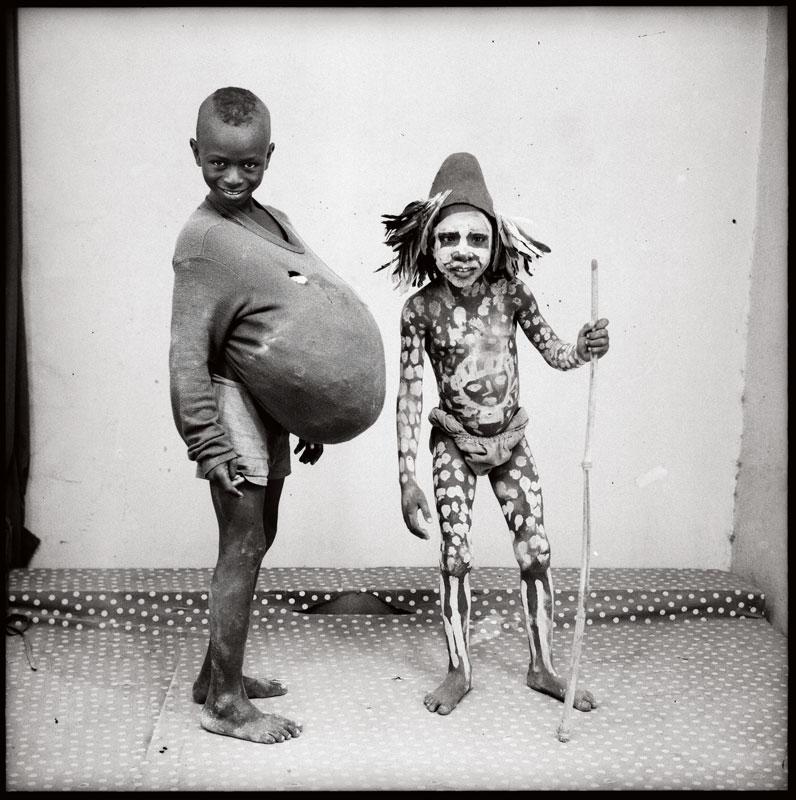 « Yokoro 1970 » - © Malick Sidibe / Courtesy André Magnin