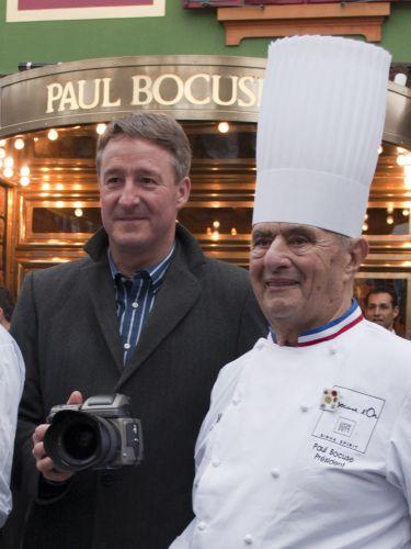 Uwe Moebus & Paul Bocuse
