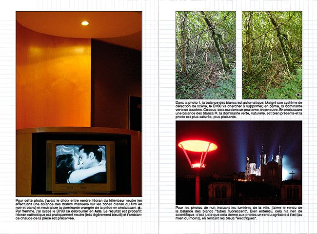 Guide du Nikon D700 par Claude Tauleigne