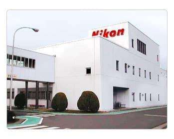 Nikon Sendai usine japon