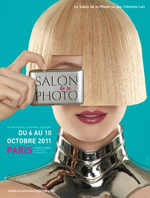 Salon de la Photo 2011 : l'affiche