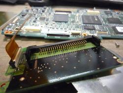 réparer connecteur de carte mémoire sur Nikon D300