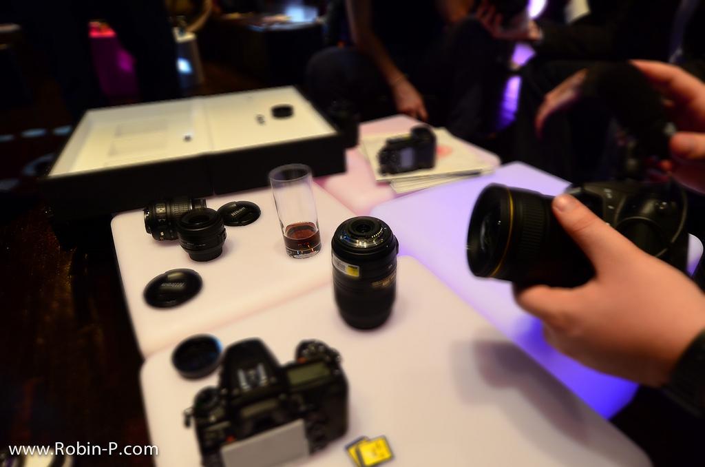 Effet miniature avec le Nikon D5100