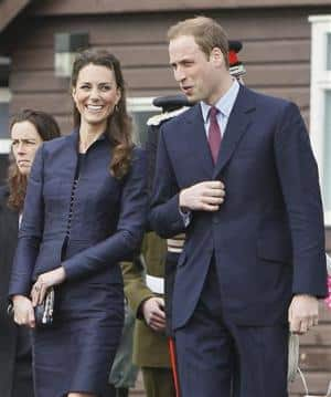 Mariage princier de William et Kate - étude Nikon