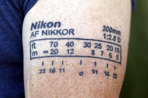 Nick Stern Nikon addict
