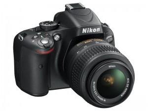 Nikon D5100 kit 18-55 VR Nikon objectif