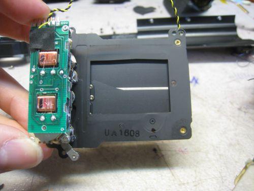 comment faire réparer un appareil photo