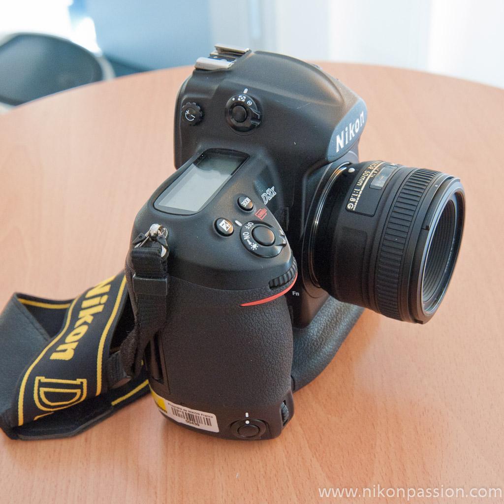 Test Nikon AF-S Nikkor 50mm f/1.8G