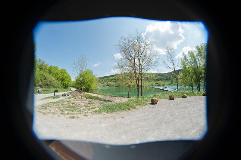 photo faite avec un objectif DX sur boitier FX Nikon