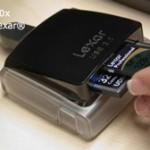 carte mémoire et lecteur de cartes Lexar - accessoires photo