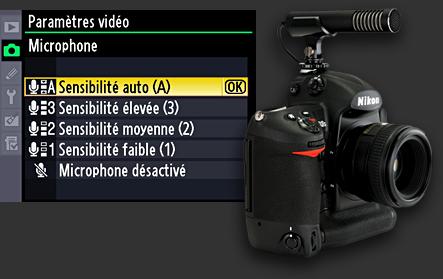 micro pour Nikon D3