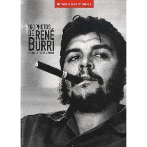 Livre 100 photos de René Burri pour la Liberté de la Presse