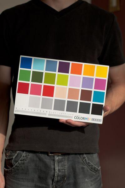Scuadra chartes Colormix et XpoGrey