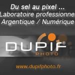 Labo argentique et numérique Dupif Photo Paris
