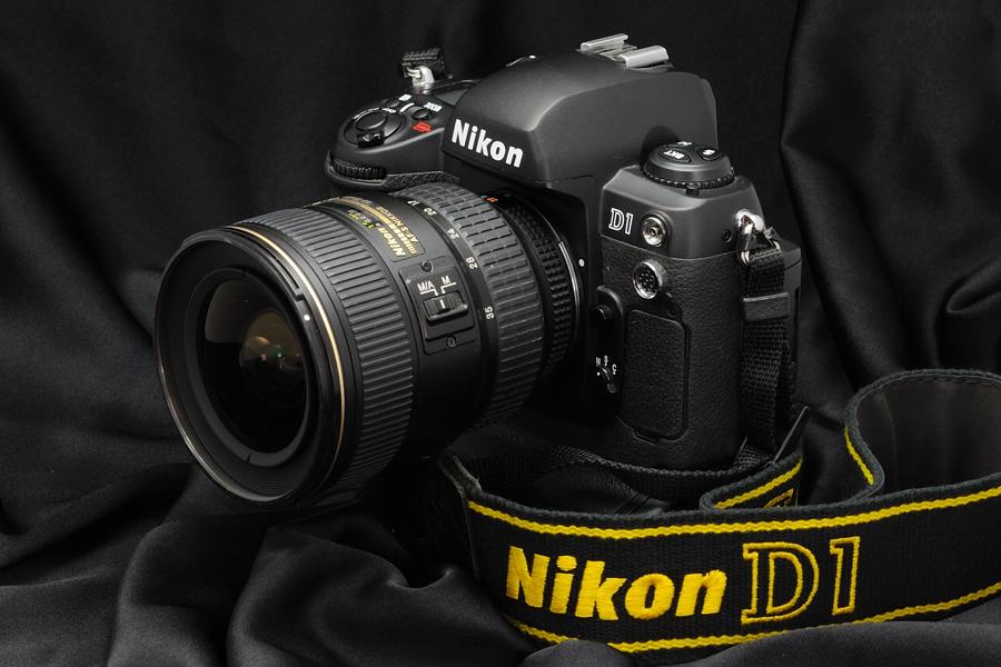 vue du Nikon D1