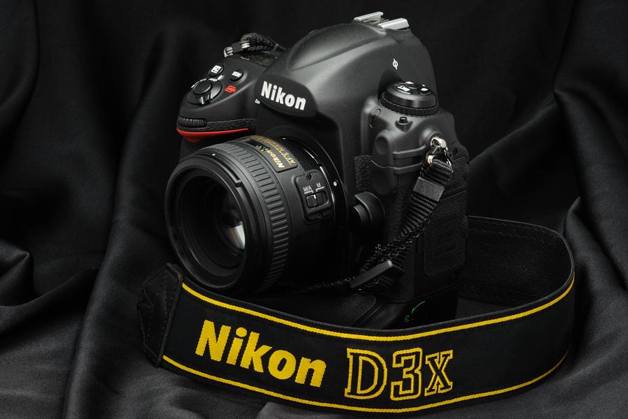 Vue du Nikon D3X