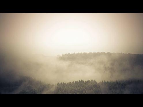 timelapse tourné au Nikon D700 - BRUMES