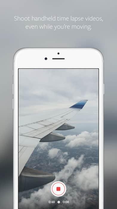 Hyperlapse pour Instagram - 10 applications pour Instagram pour les photographes