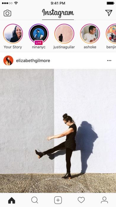Instagram application iPhone - 10 applications pour Instagram pour les photographes
