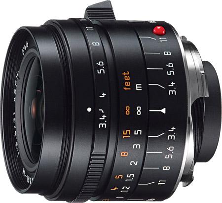 objectif Leica super elmar 21mm f3-4 aspherique