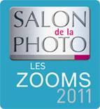 Affiche du Prix photo Les Zooms 2011 Salon de la Photo