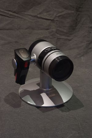 photo du concept-camera Nikon Unit SLR