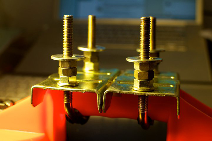 fabrication d'un support à ventouses pour reflex numérique DIY