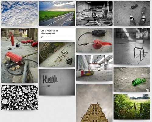 exemple de site Tumblr pour montrer ses photos