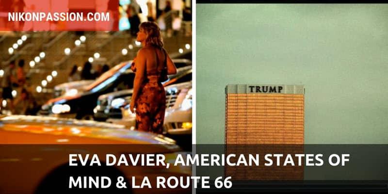 Rencontre avec Eva Davier, American States of Mind et la Route 66
