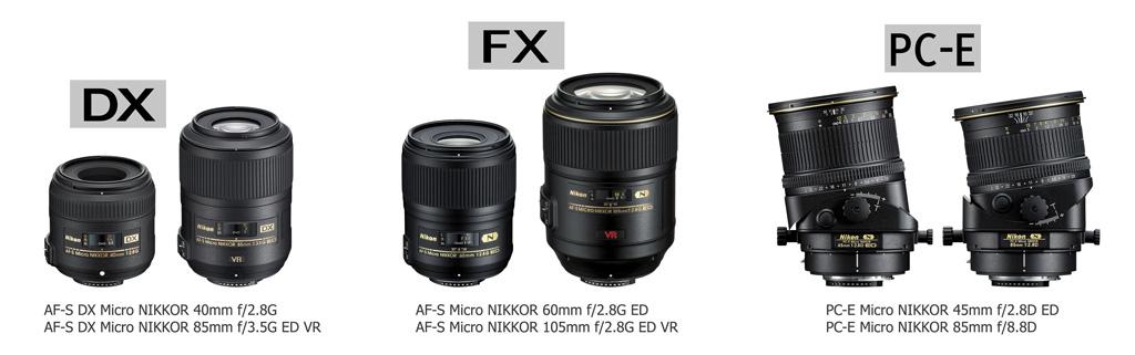 Nouveau Nikon AF-S DX Micro Nikkor 40mm f/2.8G