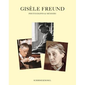 Couverture de Photographs de Gisèle Freund