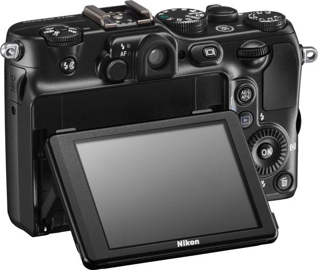 Nouveau Nikon Coolpix P7100, le compact expert 10Mp