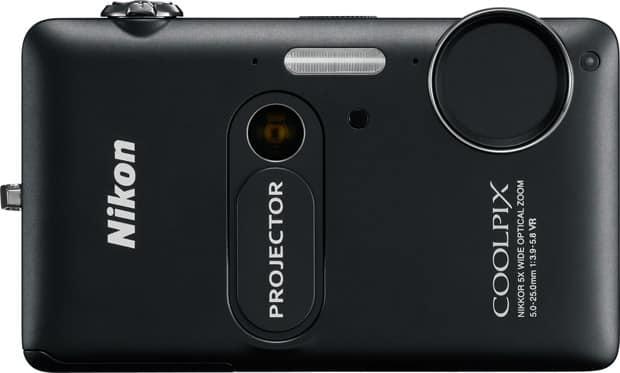 Nouveau Nikon Coolpix S1200 PJ, vidéo-projection et compatibilité iPad iPhone