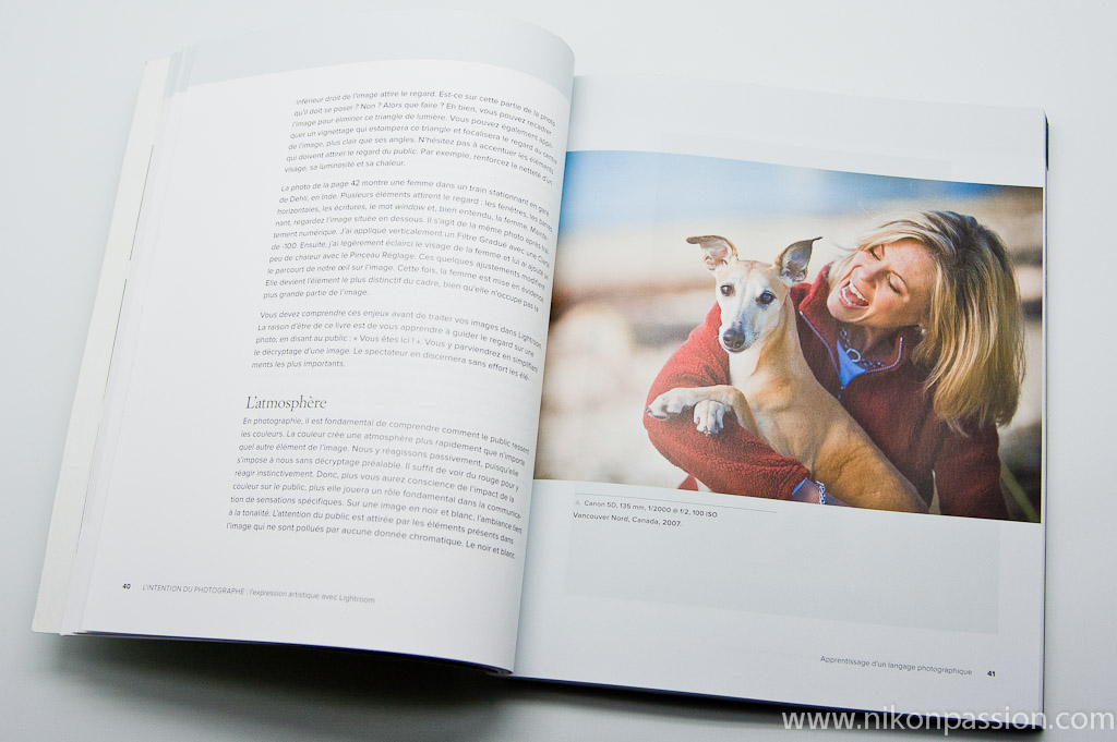 Extrait du livre L'intention du photographe de David Duchemin